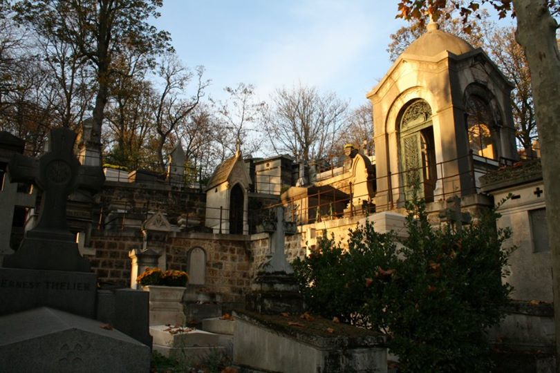 Paris – Pere Lachaise & Paris Gardens