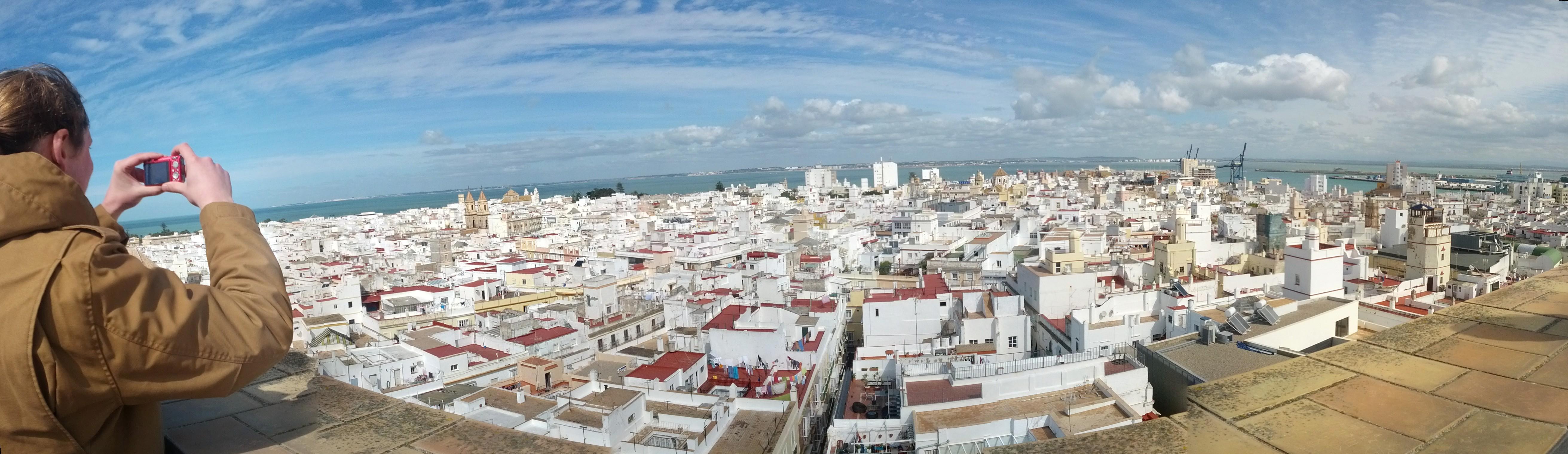 What's The Story?: Tavira Tower, Cadiz