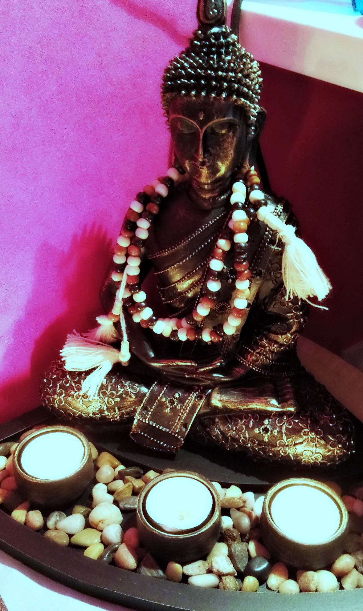 Anxiety: Mantras, Malas and Me