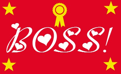 Boss: word of the week