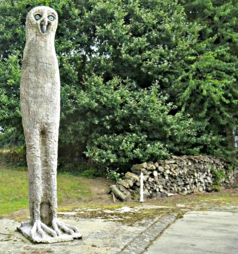 Louis Derbre owl
