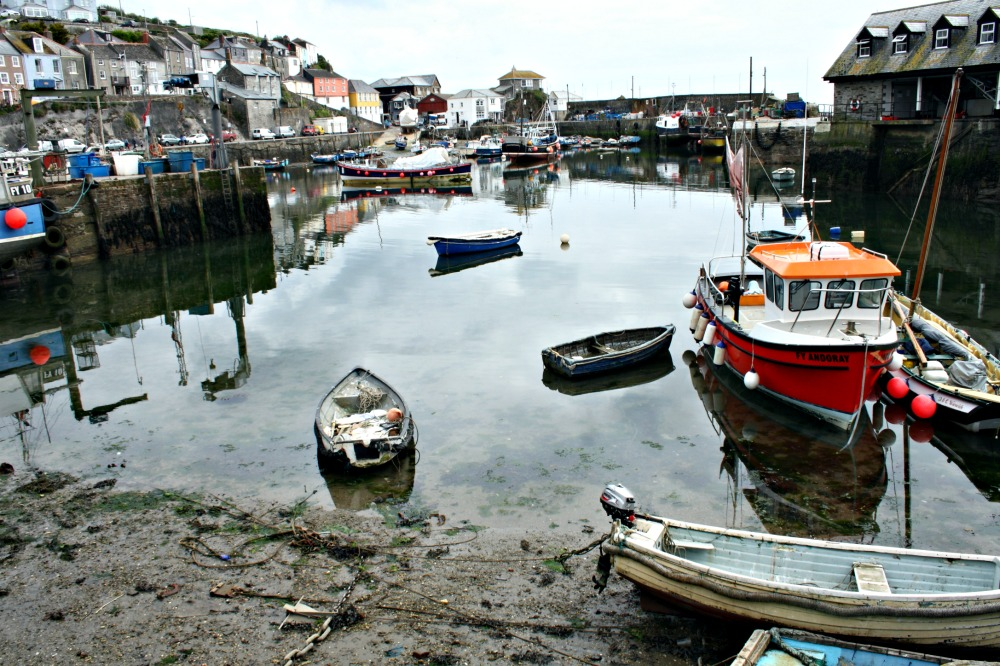 TeePot's Travels to Mevagissey