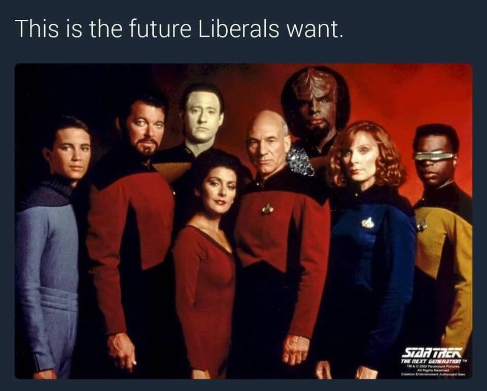 the future liberals want