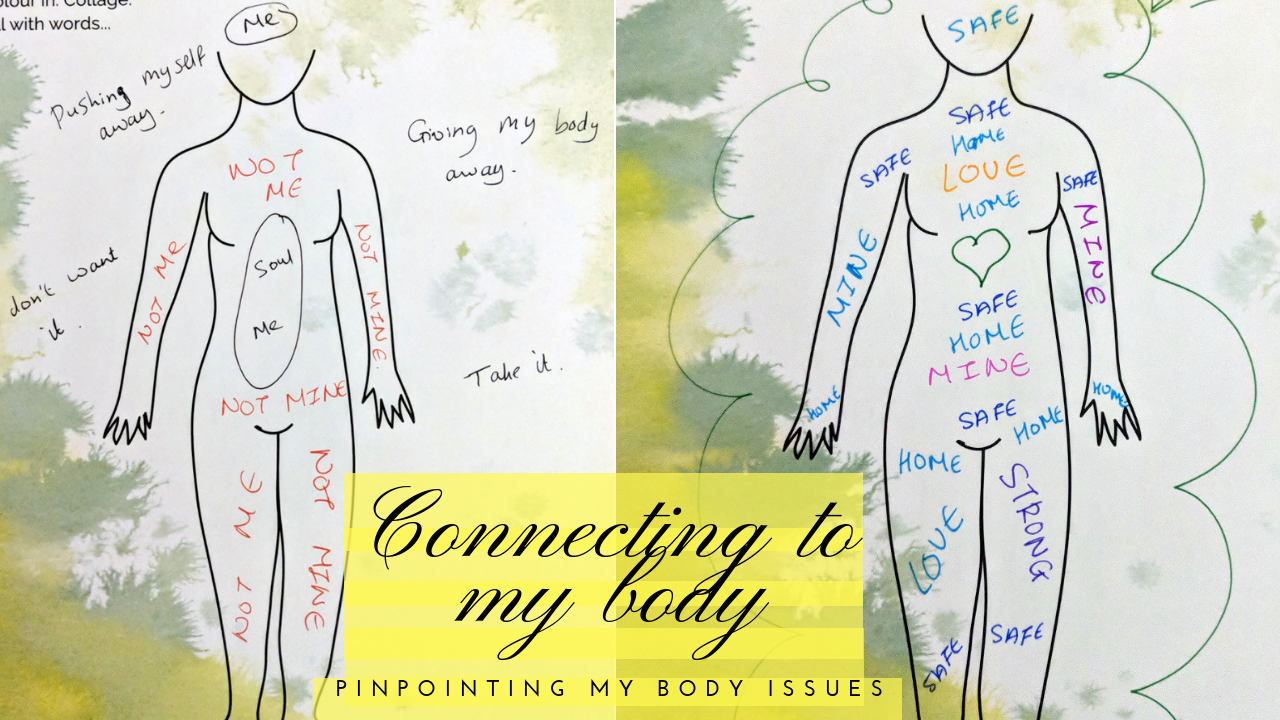 Connecting to my body